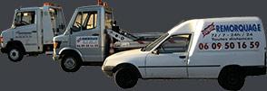 véhicules remorqueurs